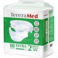 Подгузники медицинские «TerezaMed» Extra 2, 10 шт.