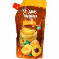 Джем «Ягодная полянка» абрикосовый, 330 г.