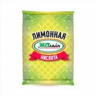 Лимонная кислота «Эколайн» 100 г.