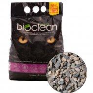Супервпитывающий наполнитель «Bioclean» для кошачьего туалета 4 л.
