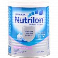 Смесь молочная «Nutrilon» Пепти Аллергия, для детей с рождения, 400 г.