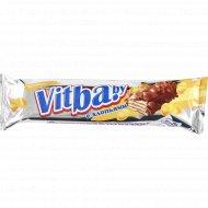 Вафельный батончик «Vitba.by» с хлопьями в молочной глазури, 38 г.