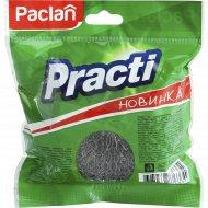 Металлическая мочалка-губка «Paclan» для хозяйственных нужд.