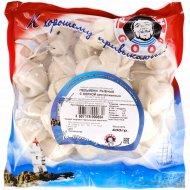 Пельмени «Рыбин Good» с неркой, замороженные, 400 г.