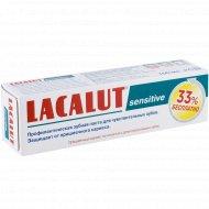 Паста зубная «LAacalut» sensitive, 100 мл.