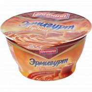 Пудинг молочный «Эрмигурт» сливочная карамель, 140 г.