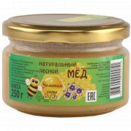 Мед натуральный «Золотая сота» Лесной, 250 г.
