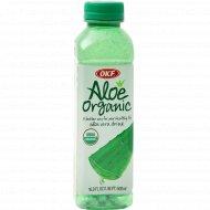 Напиток «Aloe Organic» с ароматом винограда, 500 мл.