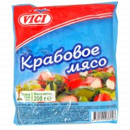 Крабовое мясо «VICI» 200 г