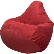 Кресло-мешок «Flagman» Груша Макси, Г2.5-23, Red