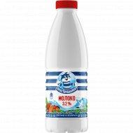 Молоко «Простоквашино» ультрапастеризованное, 3.2%, 900 мл