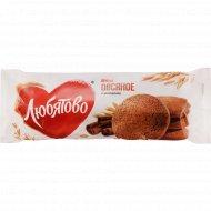Печенье овсяное «Любятово» традиционнное, 200 г