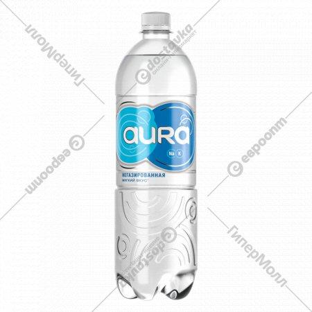 Вода питьевая «Aura» негазированная 1 л.