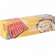 Чипсы «Mega Chips» со вкусом грибов со сметаной 100 г.