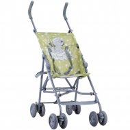 Детская коляска «Lorelli» Flash Green Elephant.