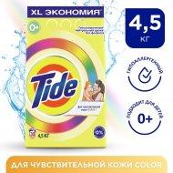 Стиральный порошок «Tide» Color детский, 4.5 кг.