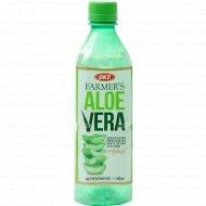 Напиток «Aloe Vera» с ароматом винограда, 500 мл.