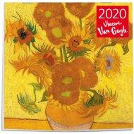 Календарь «Ван Гог. Календарь настенный на 2020 год».