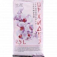 Почвогрунт «Орхидея» питательный, 2.5 л