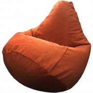 Кресло-мешок «Flagman» Груша Макси, Г2.5-49, Terracotta