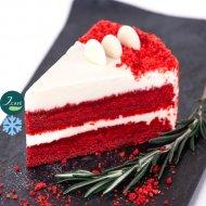 Торт «Красный бархат» замороженный, 155 г