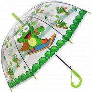 Зонтик-трость «Лягушка» детский.
