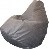 Кресло-мешок «Flagman» Груша Макси, Г2.5-66, Antrazite Grey
