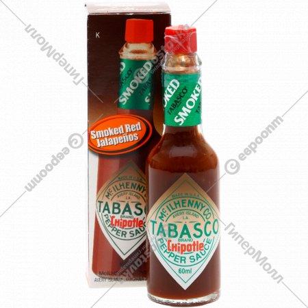 Соус перечный «Tabasco» чипотле, 60 мл.