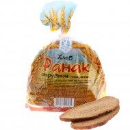Хлеб «Ранак» отрубной нарезанный 500 г.