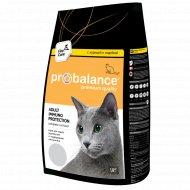 Корм для кошек «ProBalance» курица и индейка, 1.8 кг.