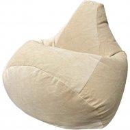 Кресло-мешок «Flagman» Груша Макси, Г2.5-714, Vanilla