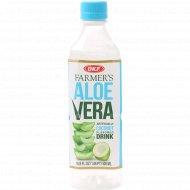 Напиток «Aloe Vera» с ароматом кокос, 500 мл.