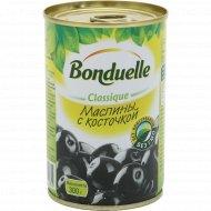 Маслины «Bonduelle» с косточкой, 300 г.