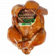 Тушка цыпленка-бройлера «Столичная люкс» копчено-вареная, 1 кг, фасовка 1.7-1.9 кг