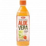 Напиток «Aloe Vera» с ароматом манго, 500 мл.