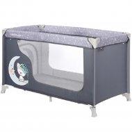 Манеж кровать «Lorelli» Moonlight 1 Cute Moon Grey.