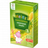 Каша кукурузная безмолочная «Heinz» низкоаллергенная 200 г.