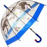 Зонтик-трость «Акула» детский.