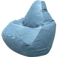 Кресло-мешок «Flagman» Груша Макси, Г2.5-757, Azure