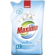 Смягчитель белья «Sano» Maxima Fabric softener Bio, 1000 мл.