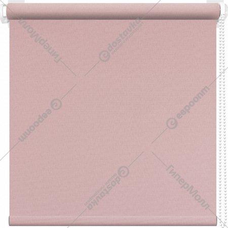 Рулонная штора «АС Март» Плейн, пыльная роза, 43х175 см