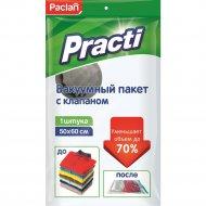 Вакуумный пакет «Paclan» с клапаном, 50х60 см.