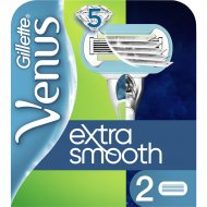 Сменные кассеты для бритвы «Gillette Venus» Embrace, 2 шт.