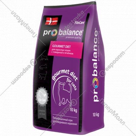 Корм для кошек «ProBalance» говядина, ягненок,10 кг