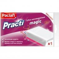 Губка меламиновая «Paclan practi magic».