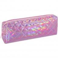 Пенал «Glam» 200х70х45 мм, розовый.