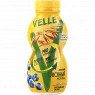 Продукт питьевой овсяный «Velle» черника, 0.4%, 250 г