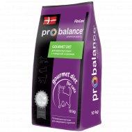 Корм для кошек «ProBalance» говядина, кролик, 10 кг