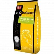 Корм для кошек «ProBalance» Immuno, курица, индейка, 10 кг