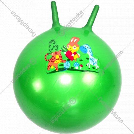 Мяч гимнастический с рогами.